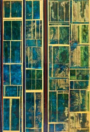 Midnight Fields 2015 36 x 24