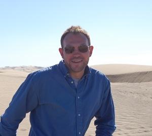 Alex desert photo
