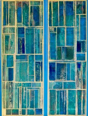 Blue Desert No.4