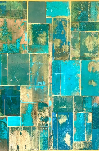 Blue Desert No. 9 2021